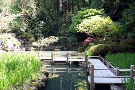 Portland Japanese Garden A