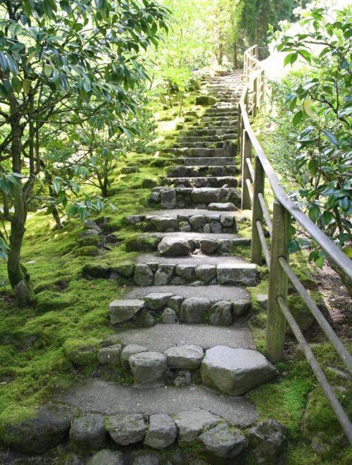 Portland Japanese Garden J