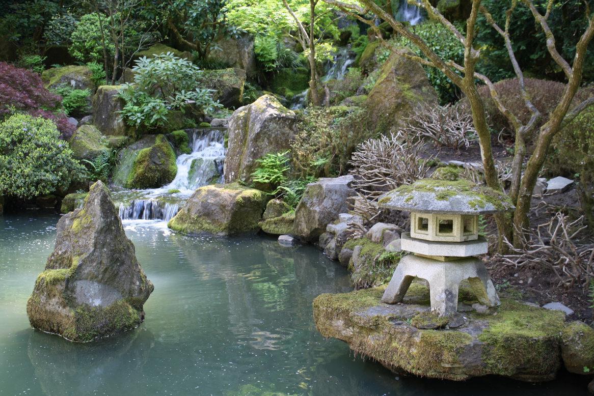 Portland Japanese Garden L