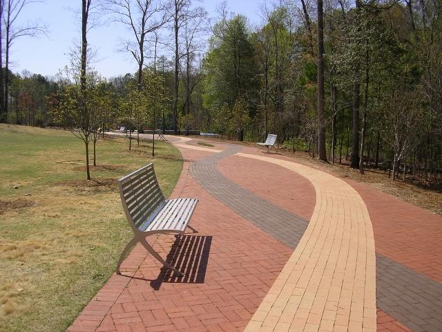 Walnut Street Park, Cary NC