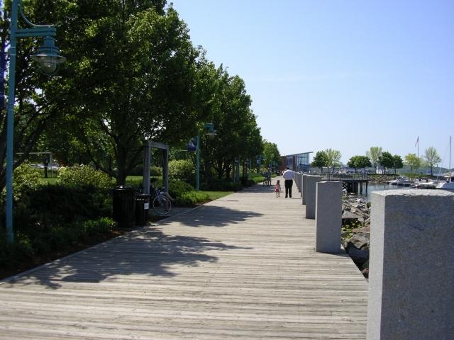Waterfront Park, Burlington VT