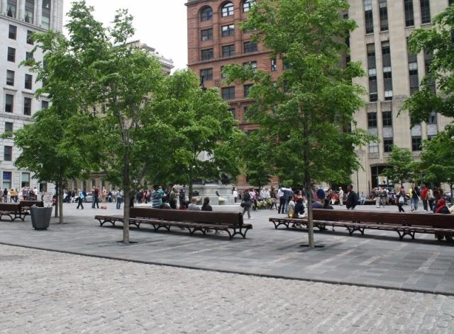 Montreal plazas 2