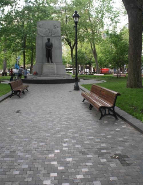Montreal plazas 4