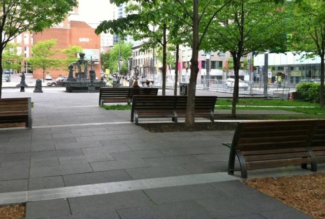 Montreal plazas 7
