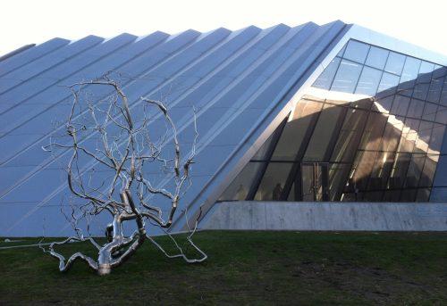 4 - MSU art museum