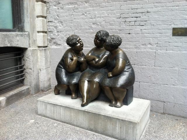 9 - Sculpture in Montreal
