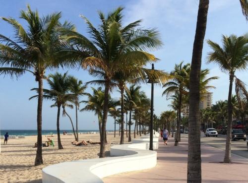 Ft. Lauderdale promenade 1