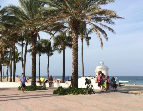 Ft. Lauderdale promenade 3