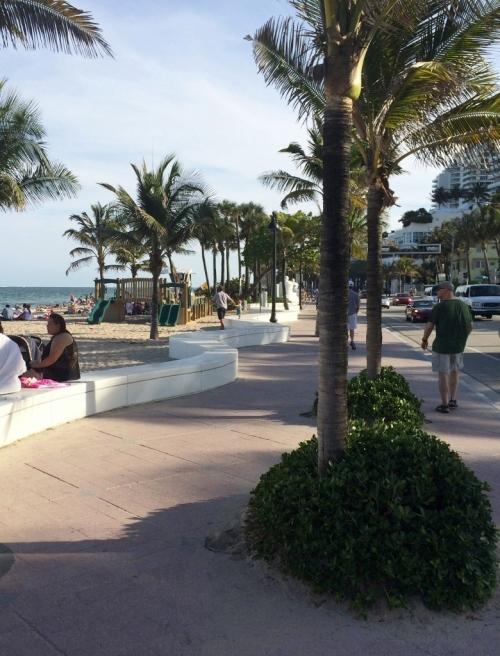 Ft. Lauderdale promenade 4