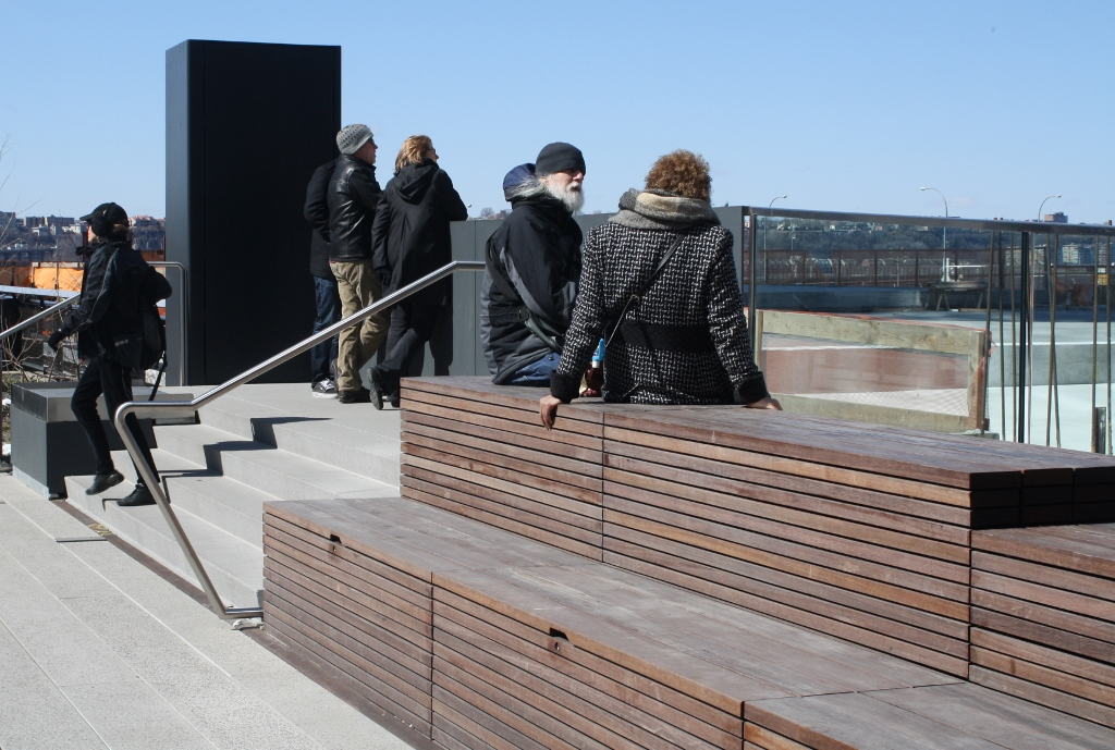 High Line at the Rail Yards 2