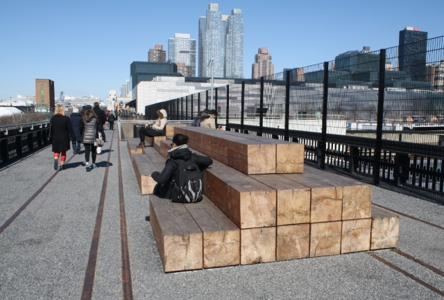 High Line at the Rail Yards 7