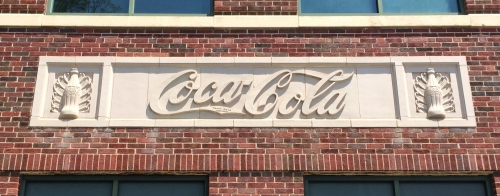 C - Coca cola bldg in Worcester MA