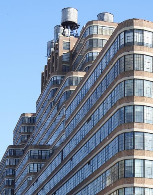 L - Starrett-Lehigh Bldg. NYC