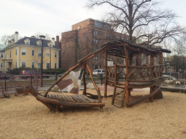 Cambridge Common Playground 11