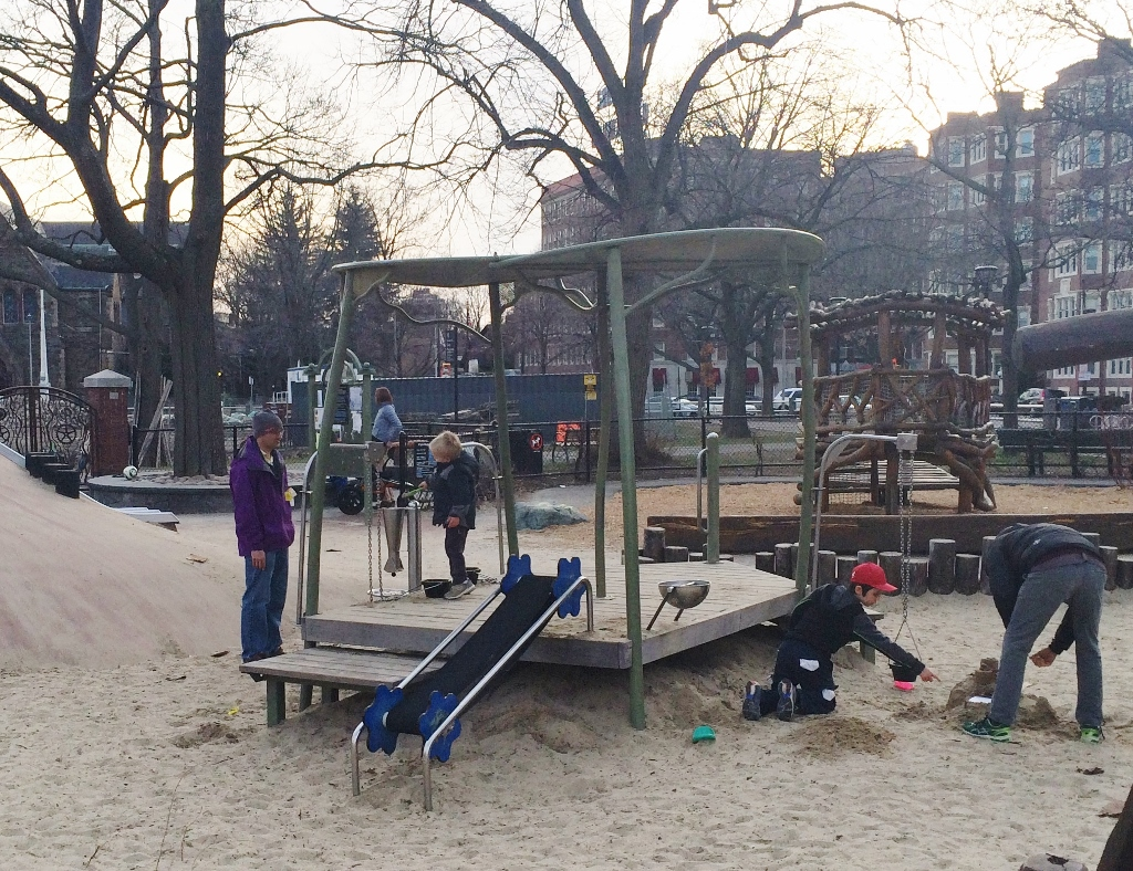 Cambridge Common Playground 2