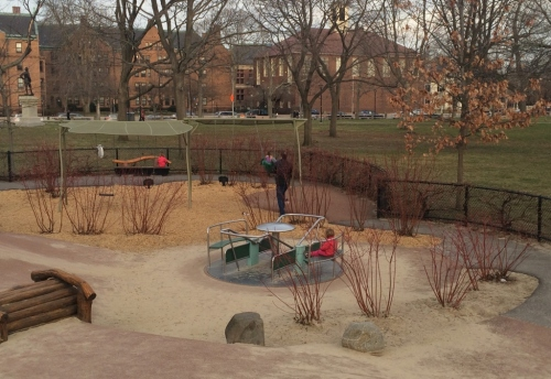 Cambridge Common Playground 3