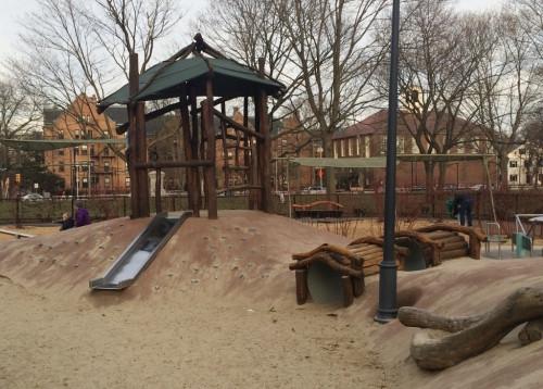 Cambridge Common Playground 5