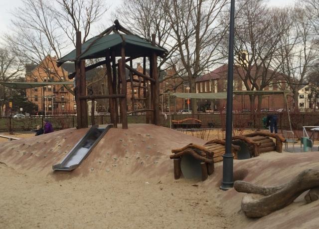 Cambridge Common Playground 5