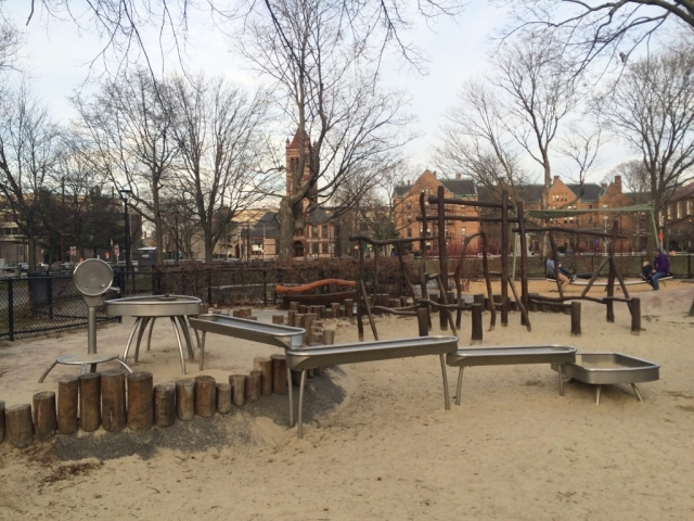 Cambridge Common Playground 6